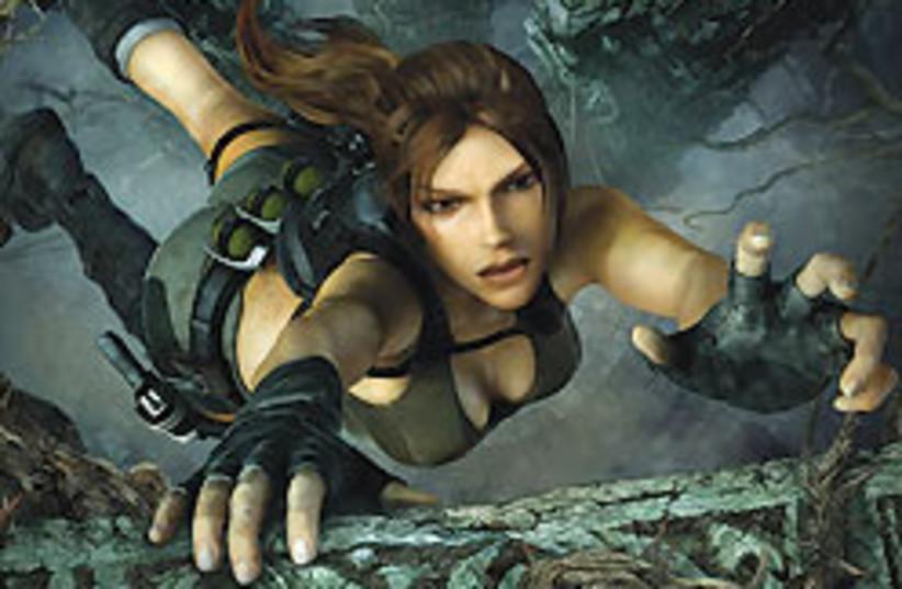 Tomb Raider 88 248 (photo credit: Courtesy)