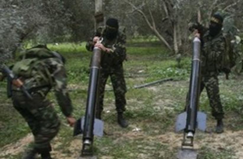 kassam rockets islamic jihad 248 88 (photo credit: AP [file])