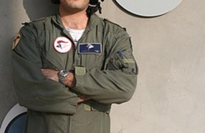 iaf pilot 248.88 (photo credit: IAF)