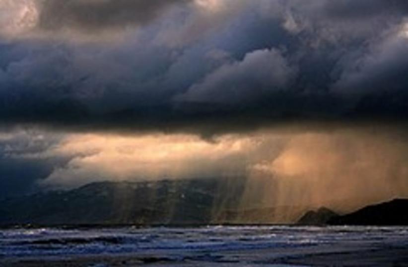 raining 248.88 (photo credit: Mila Zinkova)