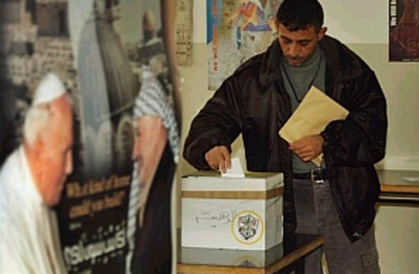 palestinian votes 298.88 (photo credit: AP)