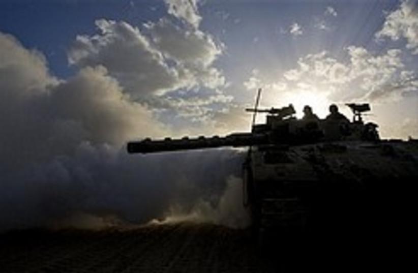 idf tank awesome 248 88 ap (photo credit: AP)