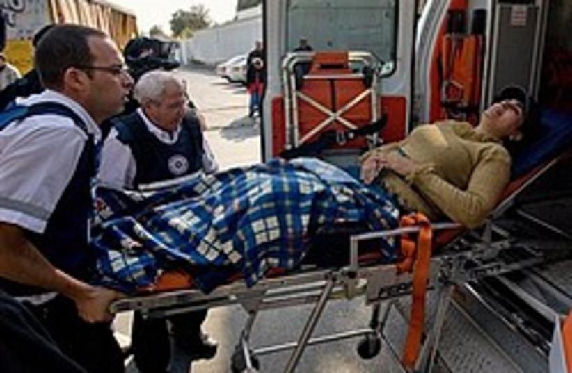 kassam sderot shock victim 248 88 (photo credit: AP)