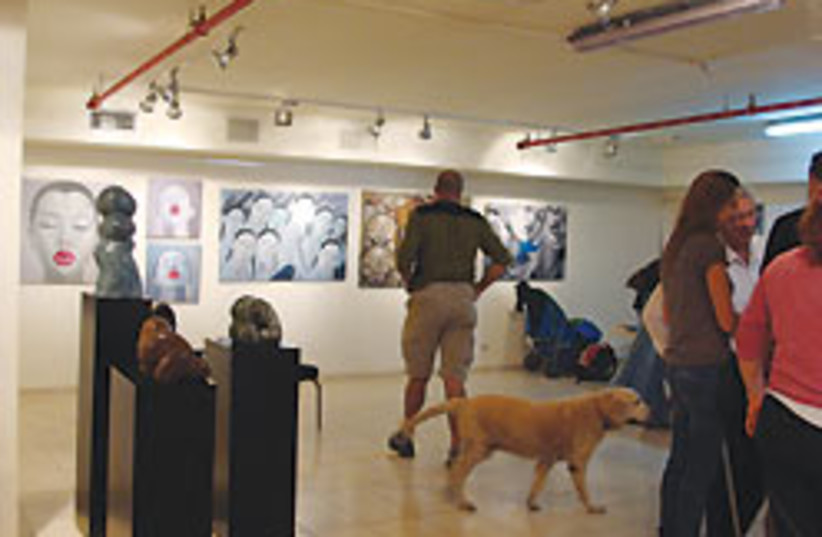 art gallery 88 248 (photo credit: Mya Guarnieri)