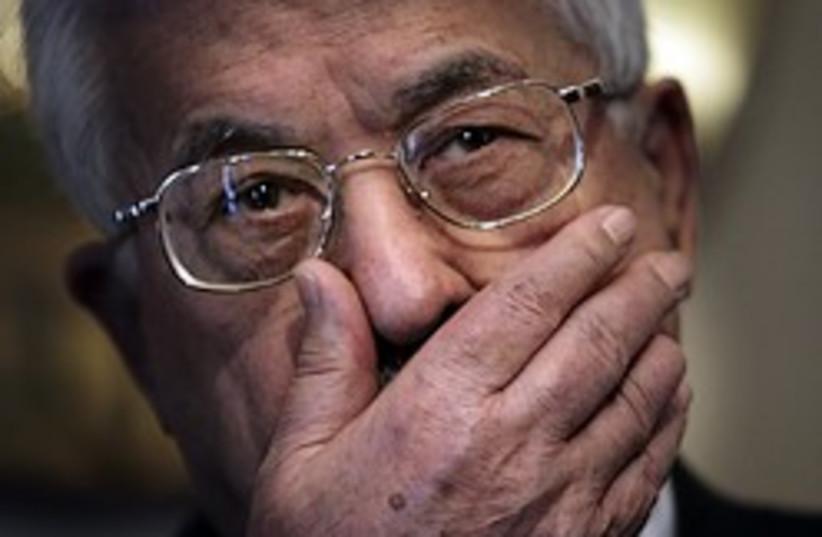 Abbas worried sad 248.88 (photo credit: AP [file])