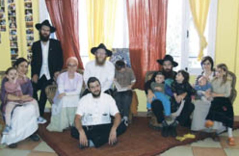 Dharamsala Chabad (photo credit: Courtesy)
