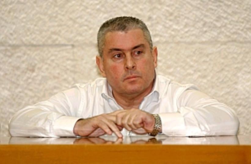 rosenstein in court 298 (photo credit: Ariel Jerozolimski)