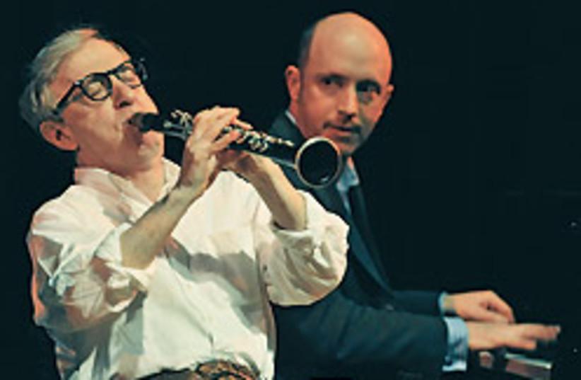 Woody Allen 88 248 (photo credit: )
