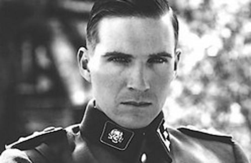 Ralph Fiennes in Schindler List (photo credit: Courtesy)