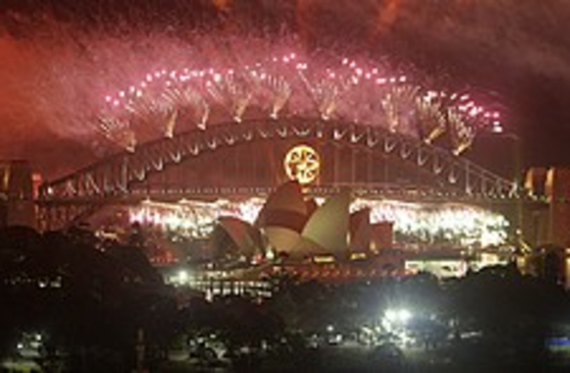 sydney new years 248 88 ap (photo credit: AP)