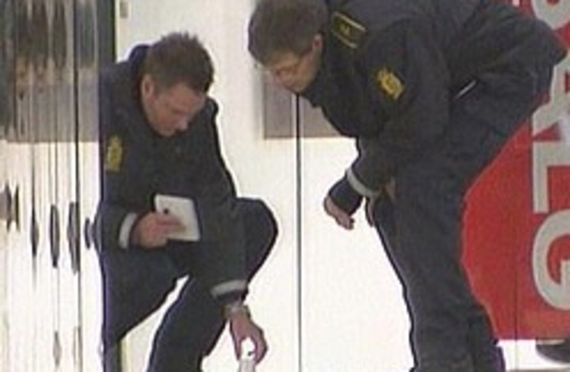 denmark shooting 248.88 (photo credit: Channel 2)