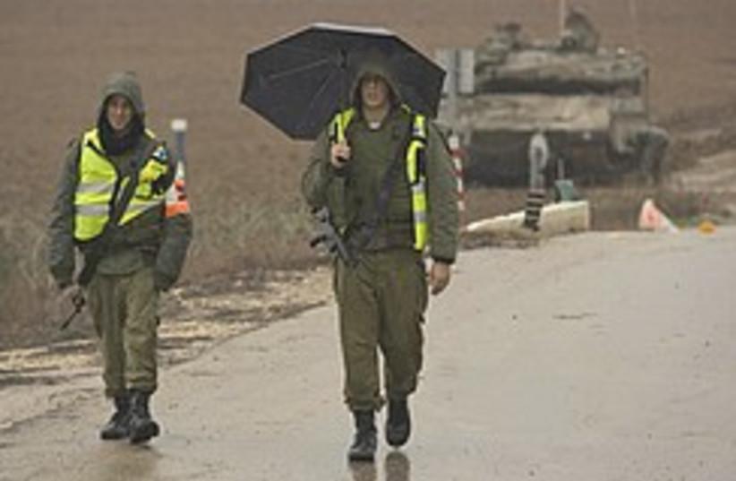 gaza op rain 248.88 (photo credit: AP)