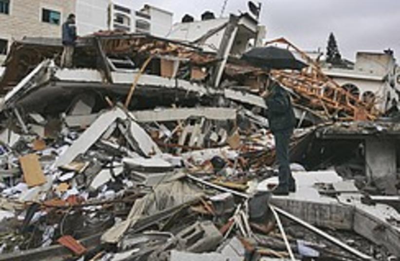 haniyeh house 248.88 (photo credit: AP)