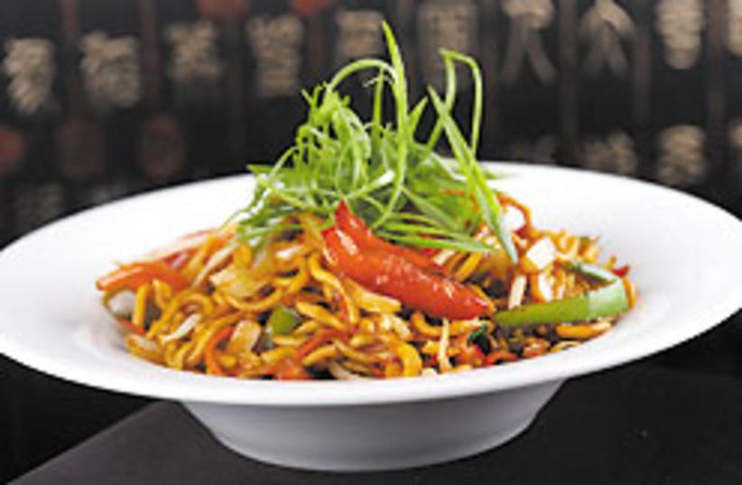 asian noodles 88 248 (photo credit: China Lee restaurant)