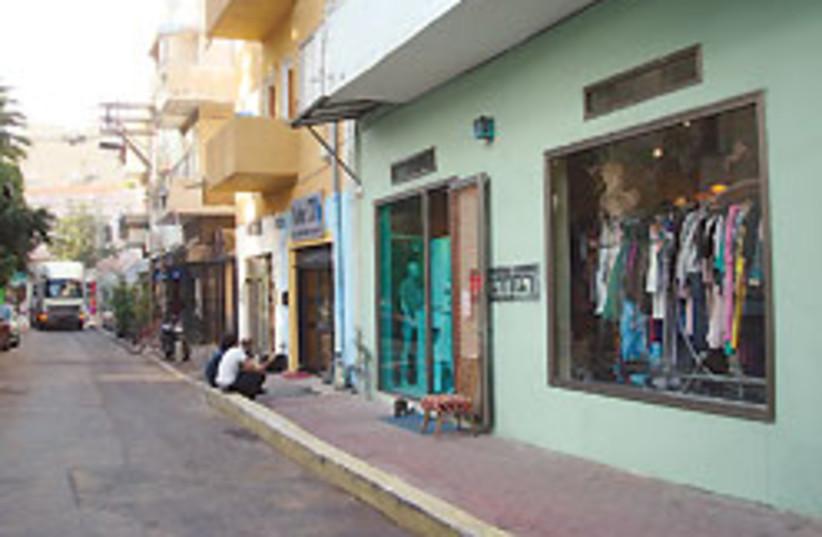 tel aviv alley 88 248 (photo credit: Sari Nossbaum )