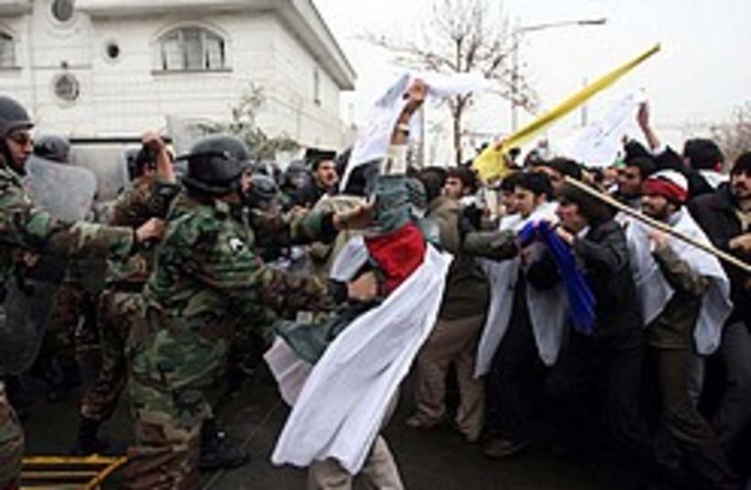 iran gaza protest 248 88 ap (photo credit: AP)