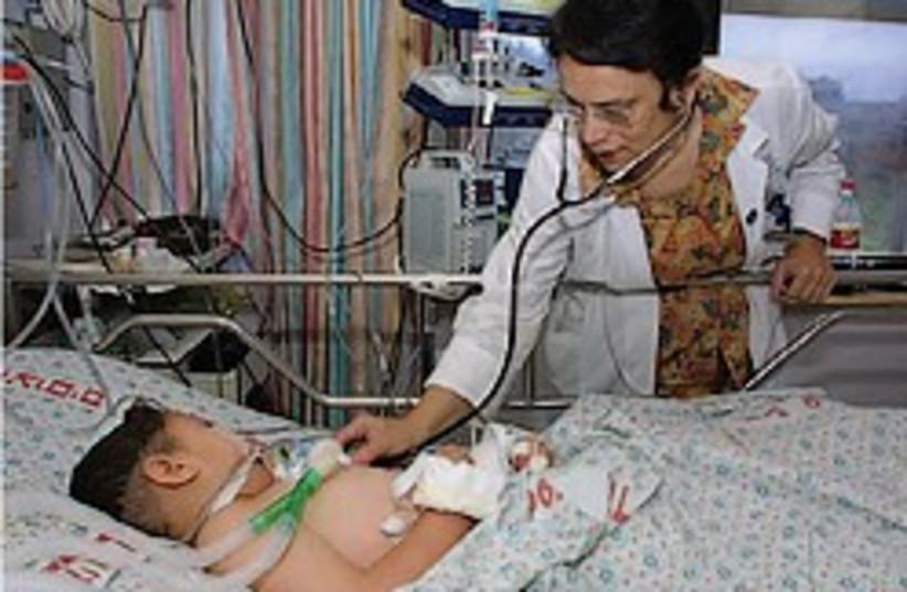 child doctor 248.88 courteys (photo credit: Courtesy)