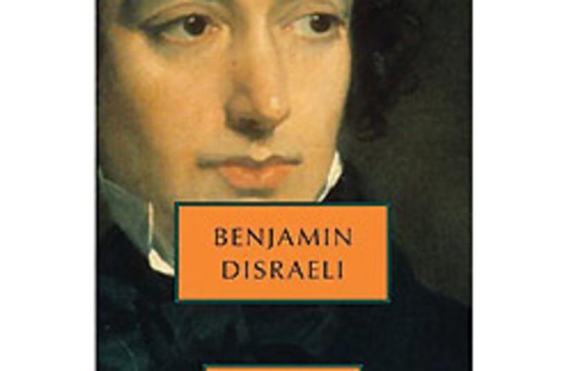 Benjamin Disraeli book 88 248 (photo credit: Courtesy)