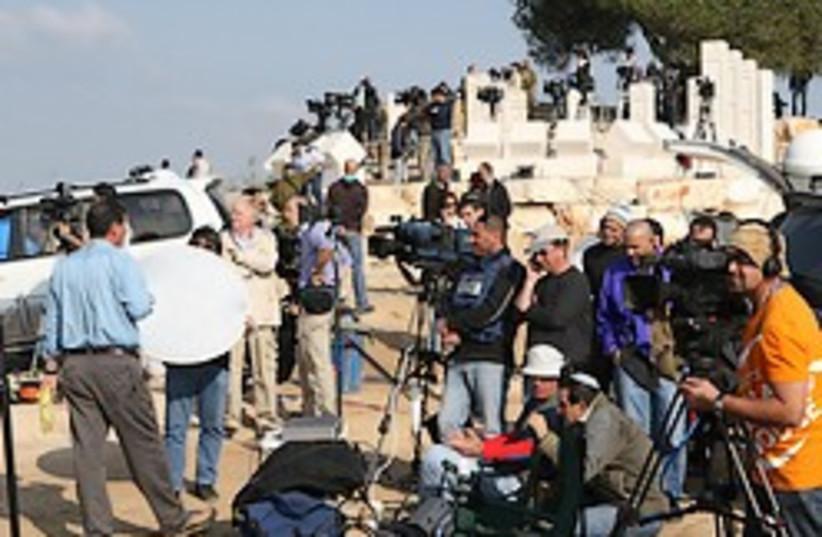 foreign press 248.88 (photo credit: Ariel Jerozolimski)