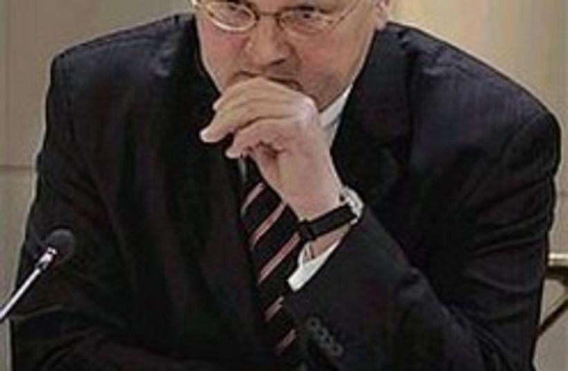 Steinmeier 248.88 (photo credit: AP [file])