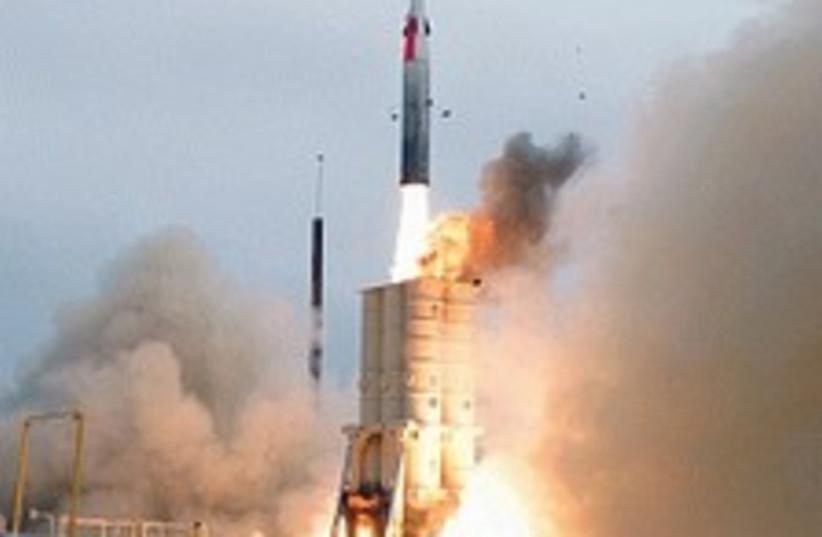 arrow launch 224 88 iai (photo credit: IAI [file])