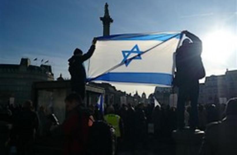 pro-israel 248.88 (photo credit: Jonny Paul)