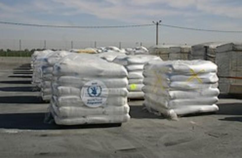 humanitarian aid 248.88 (photo credit: Tovah Lazaroff)