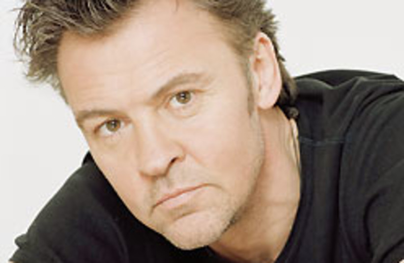 Paul Young 88 248 (photo credit: Courtesy )