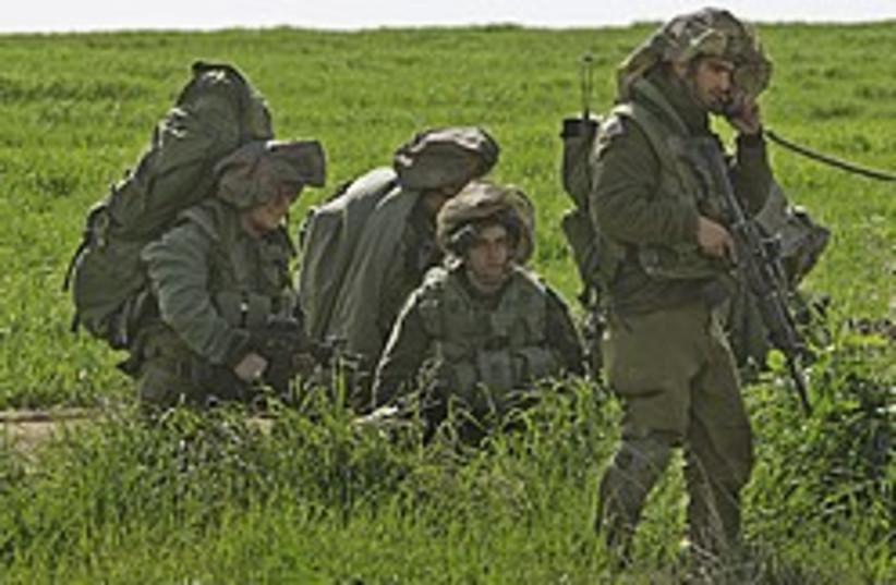 troops 248.88 (photo credit: AP)