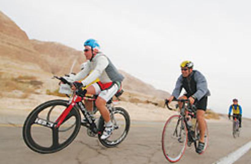 bike riders 88 248 (photo credit: Courtesy)