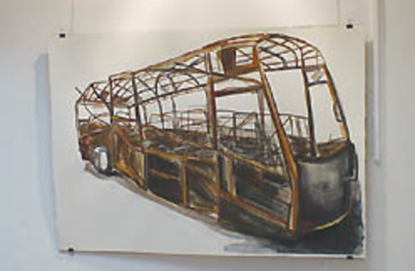 art bus annie albagli 248.88 (photo credit: courtesy)