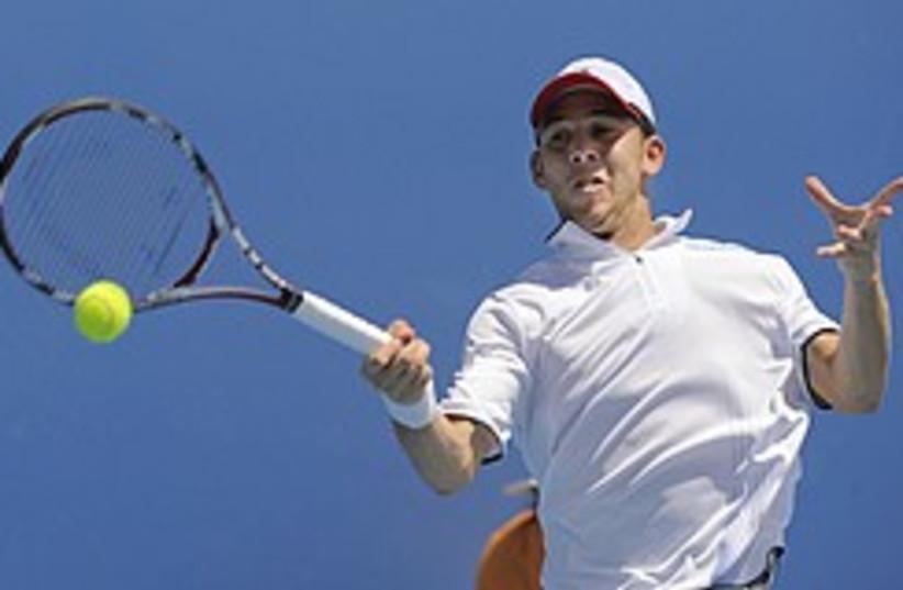 Sela Australian open 248.88 (photo credit: AP)