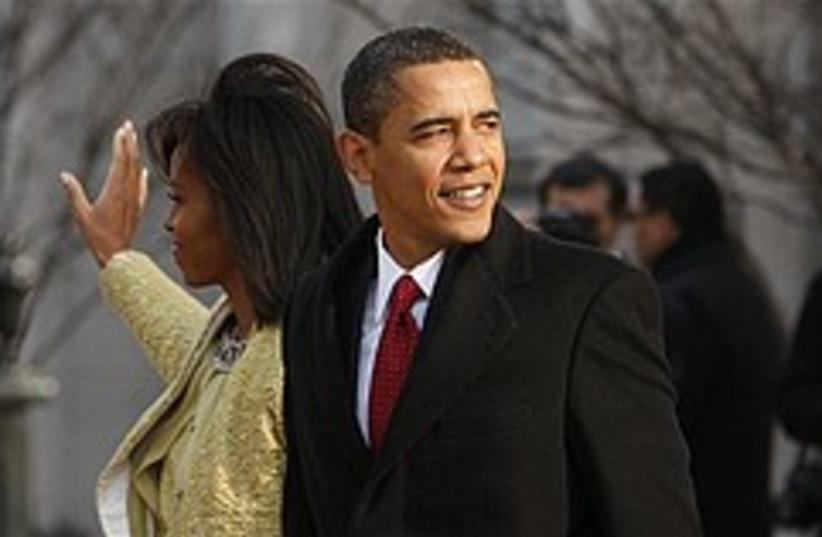 obama pre inauguration 248.88 (photo credit: )