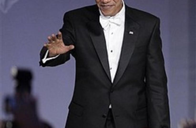 obama says hi inauguration 248 88 (photo credit: AP)