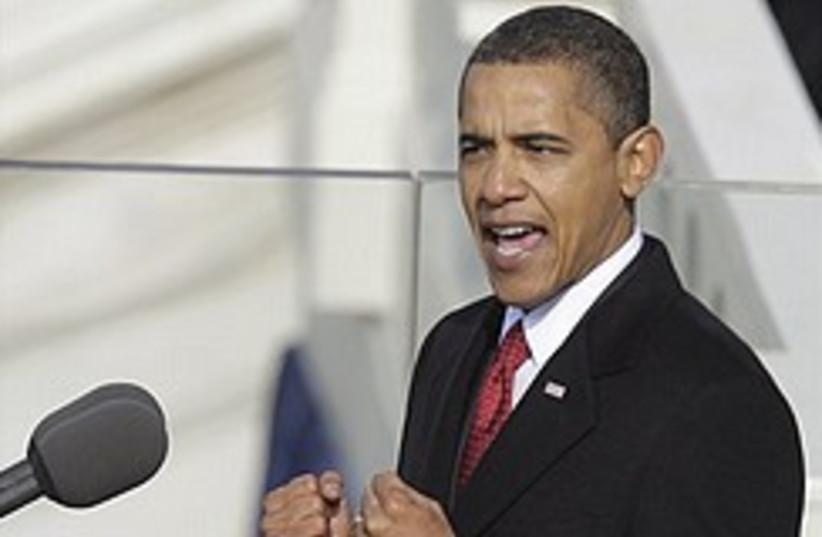 obama inauguration speech 248 88 (photo credit: AP)