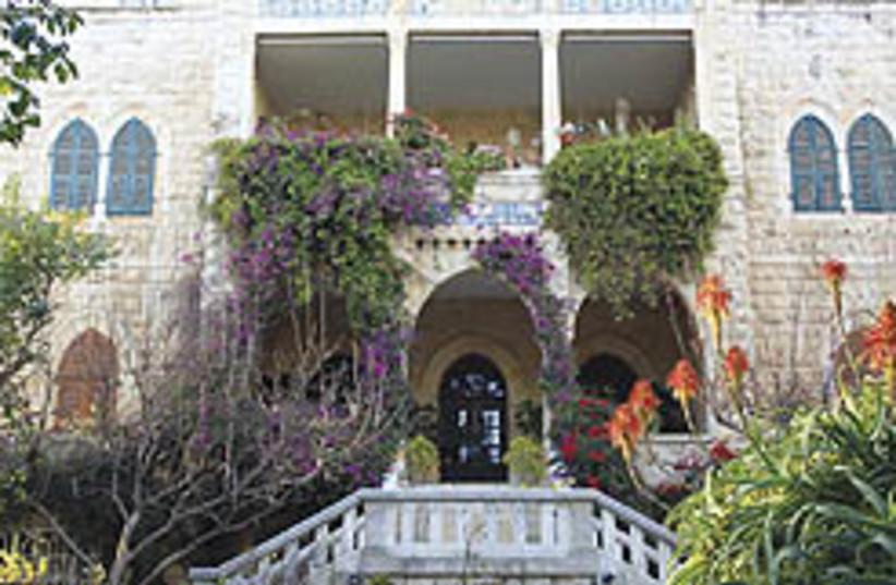 nice talbiye house in marcus (photo credit: Shmuel Bar-Am)