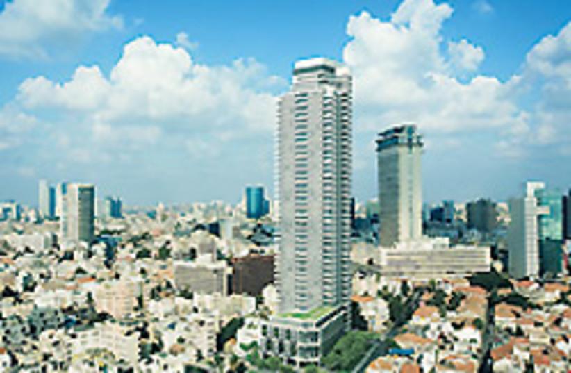 Neveh Zedek high-rise 88 248 (photo credit: Courtesy)