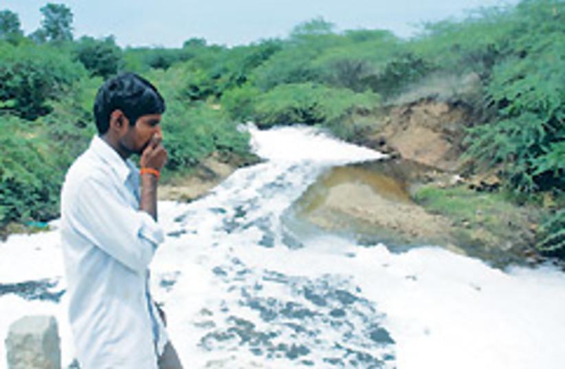 India stink 88 248 (photo credit: )
