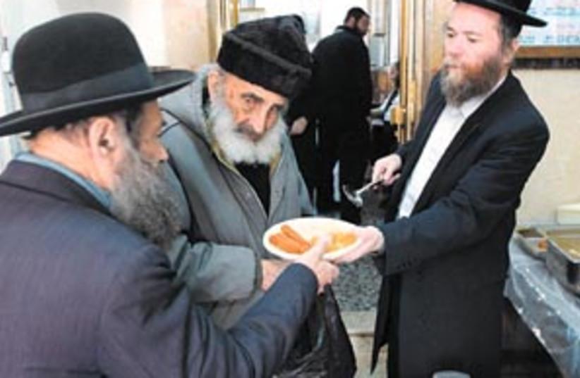 chabad poverty 88 298 (photo credit: Ariel Jerozolimski)
