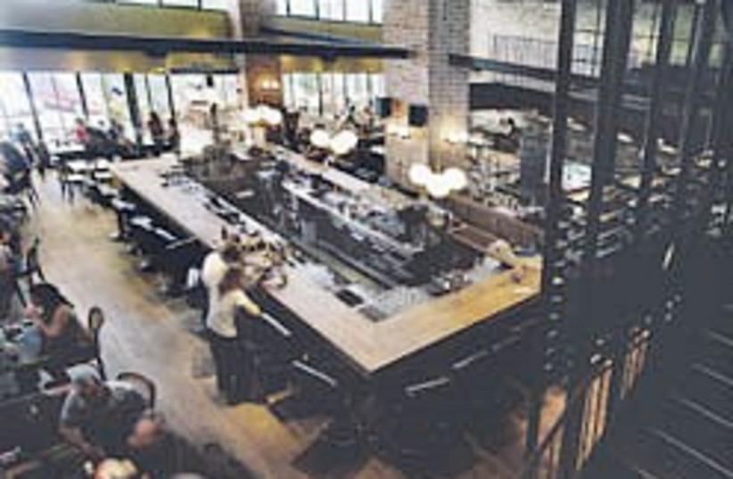food in yehud tati loft 248.88 (photo credit: )