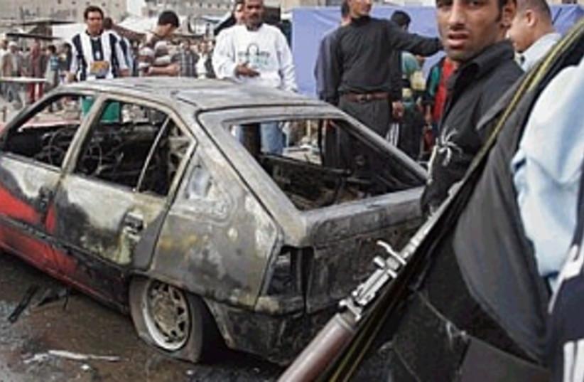 iraq bomb 298.88 (photo credit: Associated Press [file])