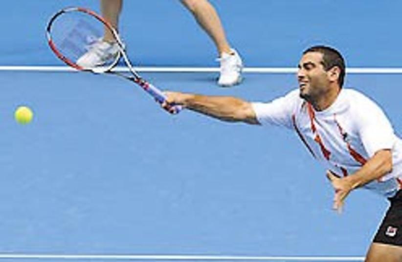 andy ram tennis loss 248 88 (photo credit: )