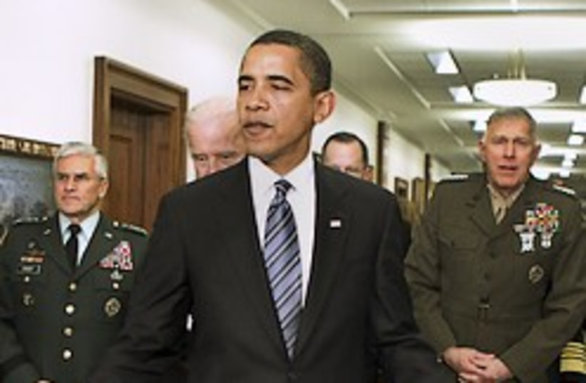 obama us army pentagon 248 ap (photo credit: )