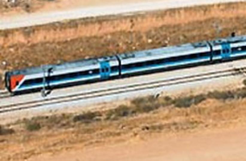 israel train 88 248 (photo credit: Ariel Jerozolimski)