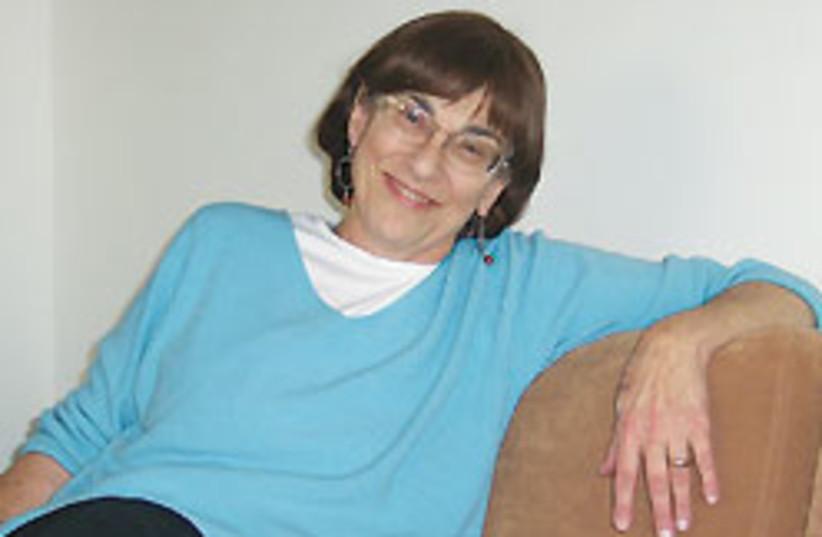 Yaffa Ganz 88 248 (photo credit: Abigail Klein)