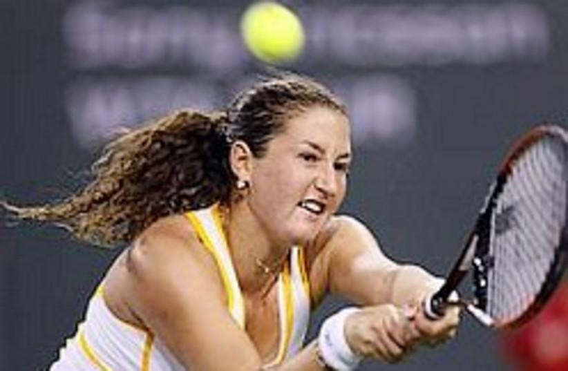 shahar peer tennis 248 88 ap (photo credit: AP [file])