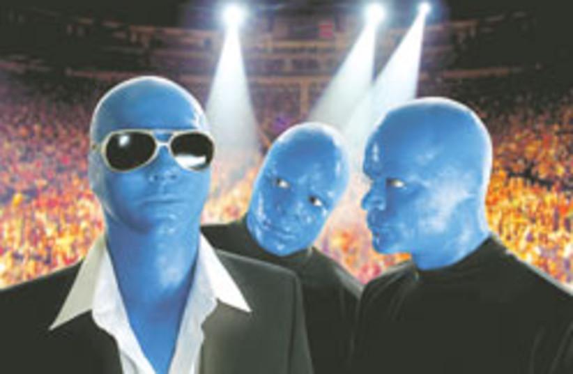 blue man group 88 248 (photo credit: Courtesy)
