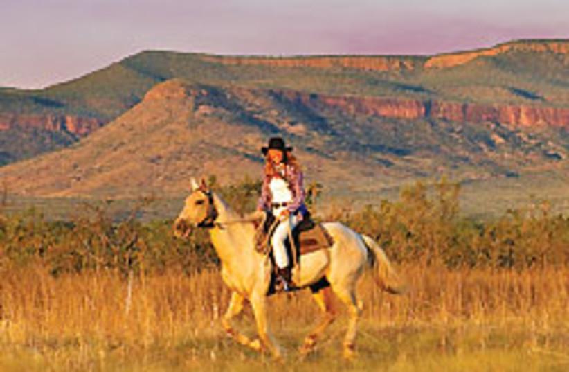 horseback riding 88 248 (photo credit: Courtesy Western Australia Tourism)