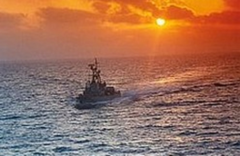 Navy Saar 4 248.88 (photo credit: IDF- Navy)