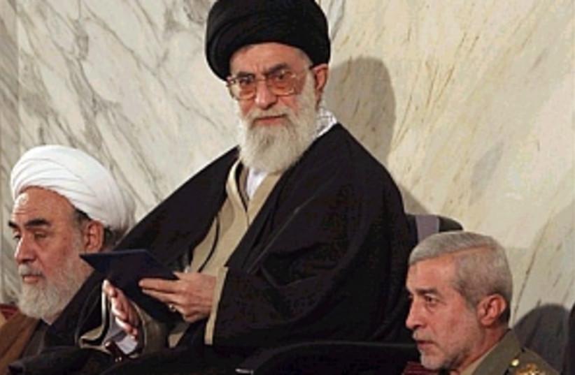 ayatollah iran 298 88 ap (photo credit: AP)